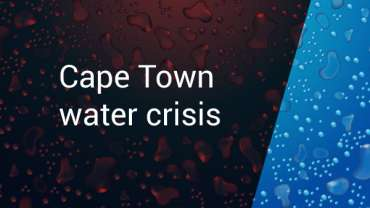 CAPE TOWN WATER CRISIS: WWF CALLS FOR EMERGENCY WATER-SHARING BY-LAWS